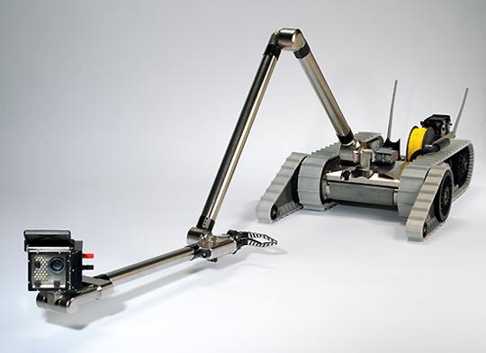 como hacer un robot spectacle
