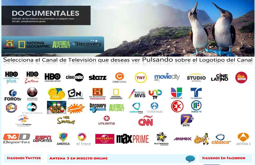 ver television por internet gratis para adultos