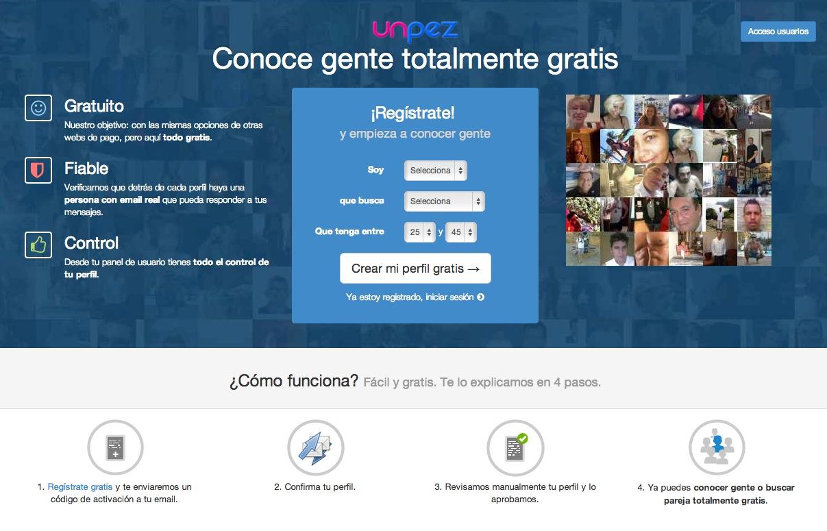 02acceb73fcfa 27 sitios de contactos para ligar por Internet