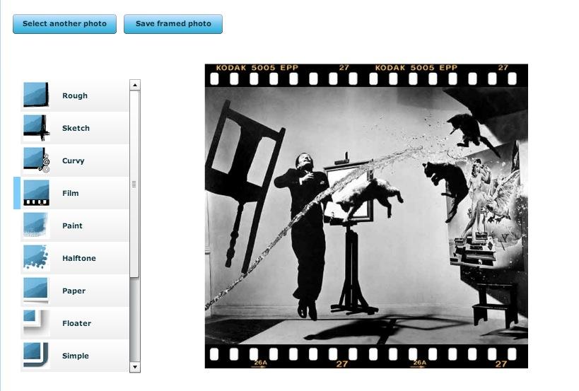 10 sitios para agregar marcos a tus fotos | Ounae